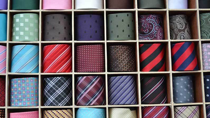 Silk Tie Collections